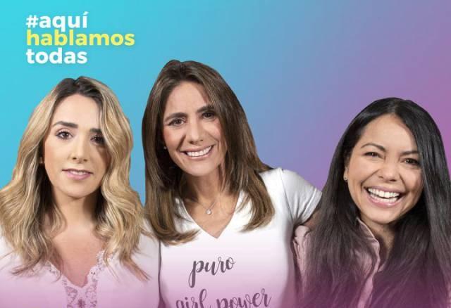 Podcast 🔊 Mujeres, tecnología y liderazgo